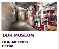 Bsp. DDR Museum in Berlin