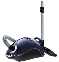Ein Produktbeispiel von hardwareversand: Bosch BSG81261 Bodenstaubsauger ergomaxx professional