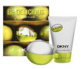 Ein Produktbeispiel von Parfümerie-Pieper : DKNY Be Delicious Set