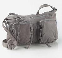 Ein Produktbeispiel von walbusch.de: Waschleder-Tasche Trendline