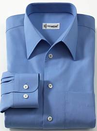 Ein Produktbeispiel bei walbusch.de: Extraglatt Hemd Walbusch-Kragen