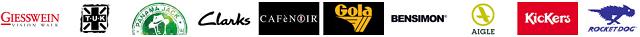 Einige der Marken bei Spartoo.de
