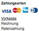 Otto-Zahlungsarten