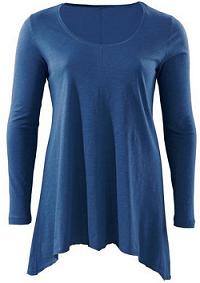 Ein Produktbeispiel von happysize: Shirt-Tunika